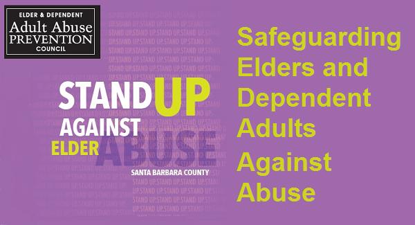 Elder Abuse Conference