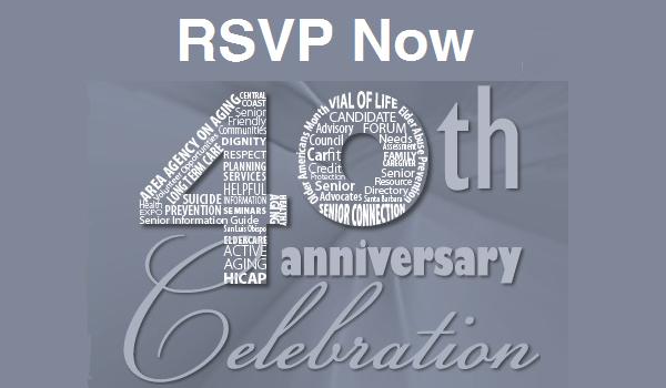 RSVP 40th anniversary