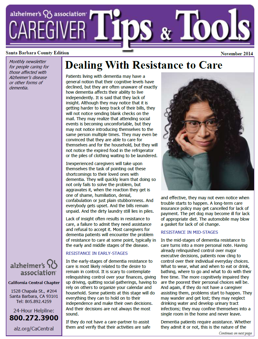 Dealing With Resistance